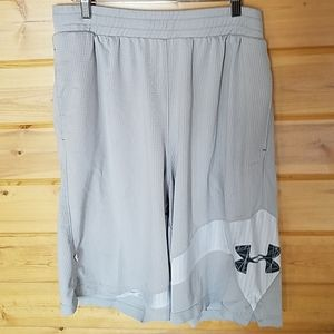 Under Armour Loose Basketball Shorts